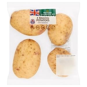 Morrisons Baking Potatoes