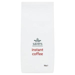 Morrisons Savers Regular Instant Coffee