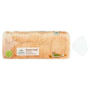 Morrisons Savers Brown Loaf